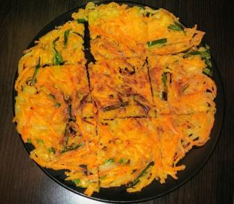 kimchi Pajeon