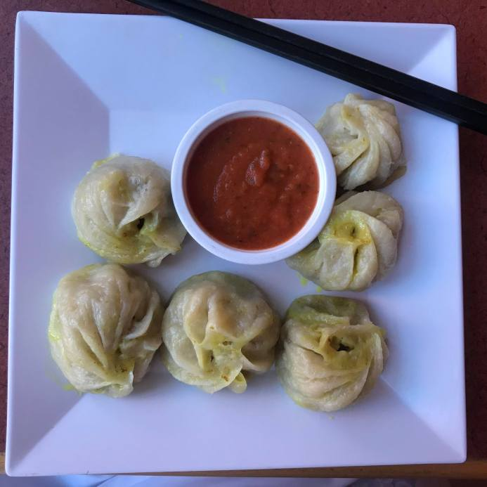 Himalayan dumplings
