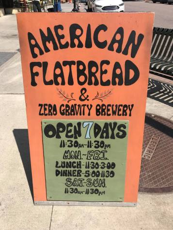 We'd love to know why it's called the Zero Gravity Brewery