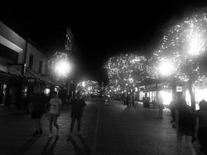 Church street by night