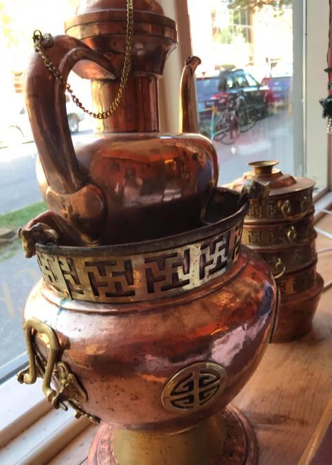 Himalayan kettle
