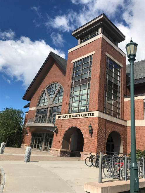 Dudley H. Davis Center