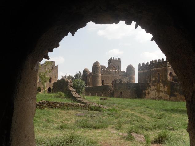 Gonder Castles, Ethiopia
