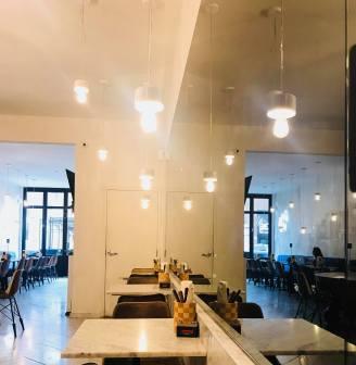 Caffe Farina interior 1