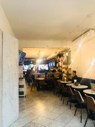 Caffe Farina interior 2