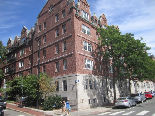 Harvard dorm (2)