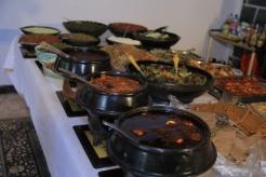 Ethiopian meals