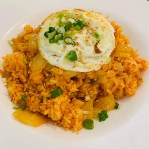 Kimchee fried rice