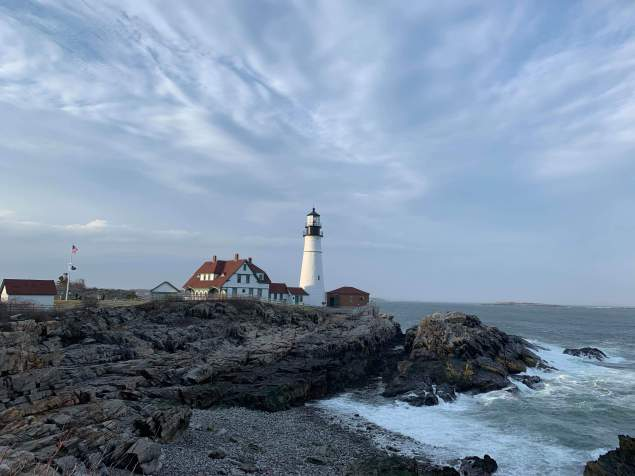 View of the light house