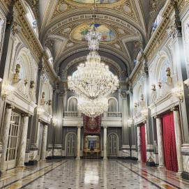 City Hall - a grand hall