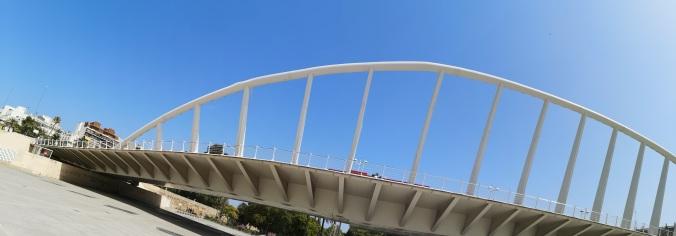 A massive arch
