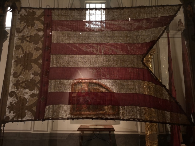 City Hall Museum flag