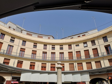 Inside La Redona